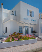 Milos accommodation aeolis